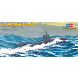 Kit in plastica navi HB87016
