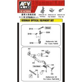 Accessori Afv Club per carri scala 1-35 AC35006