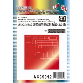 Accessori Afv Club per carri scala 1-35 AC35012