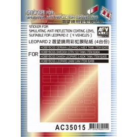 Accessori Afv Club per carri scala 1-35 AC35015
