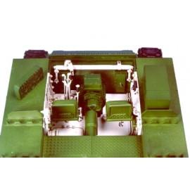 Kit in resina accessori HF013