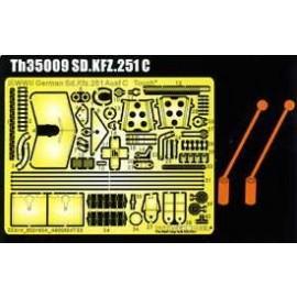 Fotoincisioni Afv Club TH35009