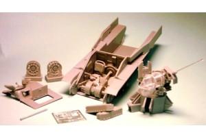 Kit in resina accessori Brach Models BM022