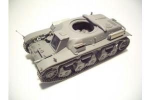 Kit in resina carri Brach Models BM083