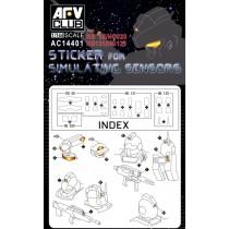 Accessori Afv Club per carri scala 1-35 AC14401