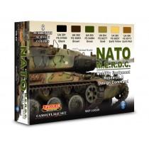 Colori Acrilici Lifecolor per Veicoli NATO CS02