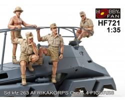 Kit in resina figure HF721