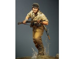 Figure in resina Platoon PT002