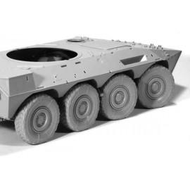 Kit in resina accessori Model Victoria MV0005
