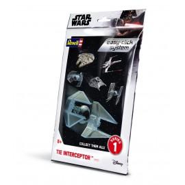 Kit in plastica astronavi RE01103