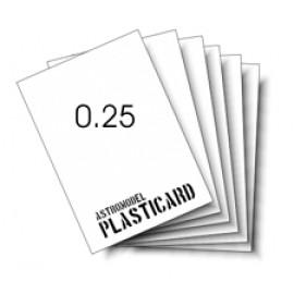 Carta Plastica CP025