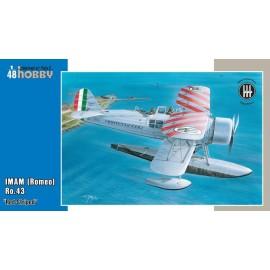 Kit in plastica aerei SH48137