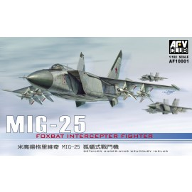 Kit in plastica aerei AF10001