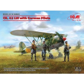 Kit in plastica aerei ICM32022