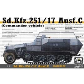 Kit in plastica carri AF35117