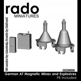 Accessori in resina RDM35S03