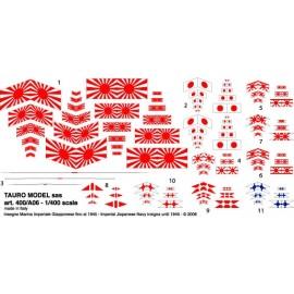 Bandiere in carta Tauro Model TU400A06