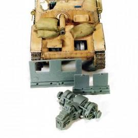 Kit in resina accessori Model Victoria MV4052