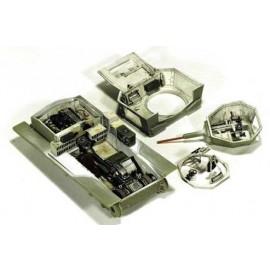 Kit in resina accessori Model Victoria MV4056
