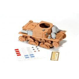 Kit in resina carri Model Victoria MV4084
