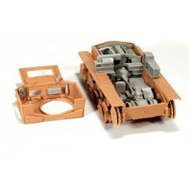 Kit in resina carri Model Victoria MV4085