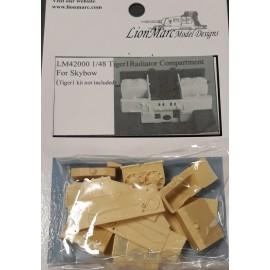 Accessori Lion Mark scala 1-48 LM42000