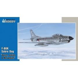 Kit in plastica aerei SH48123