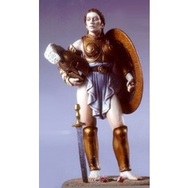 Figure in metallo Pegaso Models PM54120