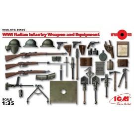 Kit in plastica accessori ICM35686