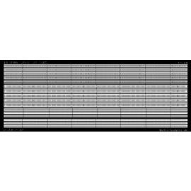 Fotoincisioni Tauro Model TU70005