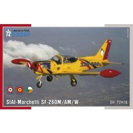 Kit in plastica aerei SH72418