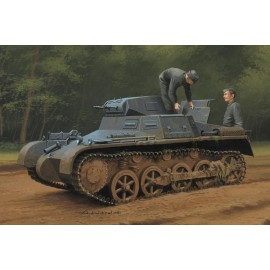 Kit in plastica carri HB80145
