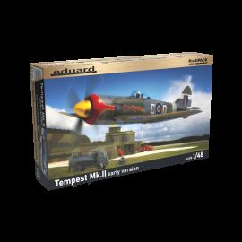 Kit in plastica aerei ED82124