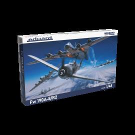 Kit in plastica aerei ED84114
