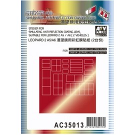 Accessori Afv Club per carri scala 1-35 AC35013