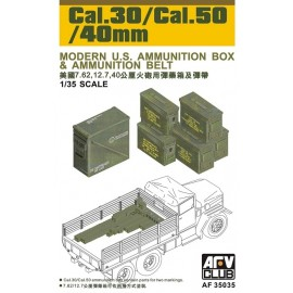 Kit in plastica accessori AF35035