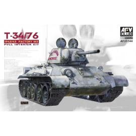 Kit in plastica carri AF35144