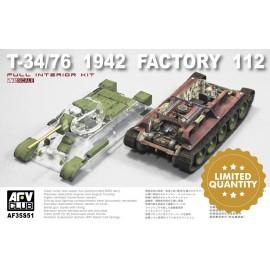 Kit in plastica carri AF35S51