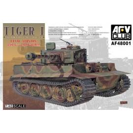 Kit in plastica carri AF48001