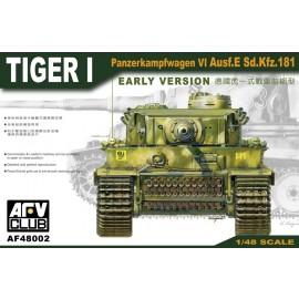 Kit in plastica carri AF48002