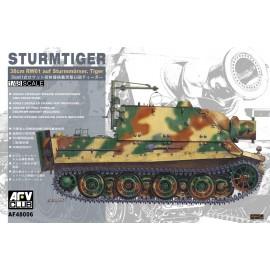 Kit in plastica carri AF48006