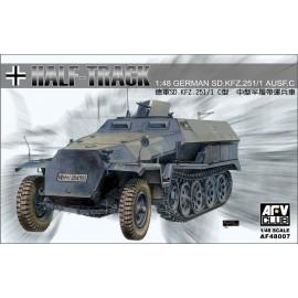 Kit in plastica carri AF48007