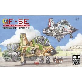 Kit in plastica aerei AFQ003