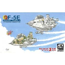 Kit in plastica aerei AFQS03