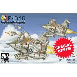 Kit in plastica aerei AFQS04