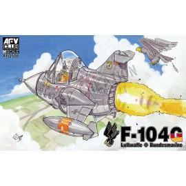 Kit in plastica aerei AFQS06
