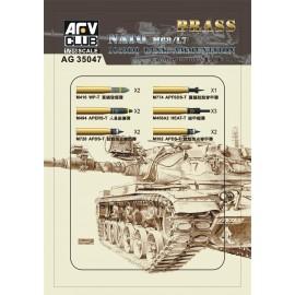 Accessori Afv Club per carri scala 1-35 AG35047
