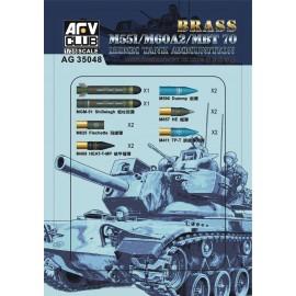 Accessori Afv Club per carri scala 1-35 AG35048