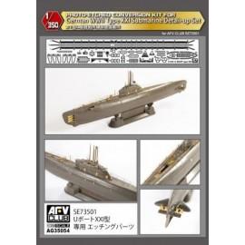 Accessori Afv Club per navi scala 1-350 AG35054
