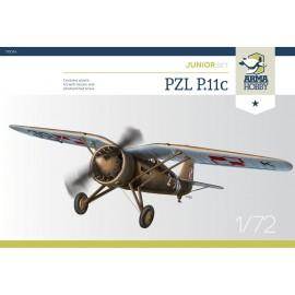 Kit in plastica aerei AH70016